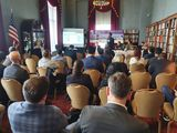 北醫生醫加速器赴美RESI舉辦發表會TMU Biomed Accelerator held a presentation at the RESI in San Francisco, U.S.