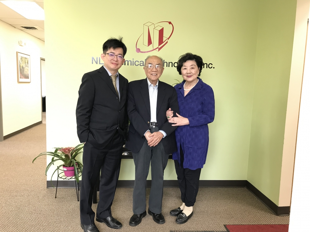 GLORIA CYCU-R&D Center for Membrane Technology of Chung Yuan Christian University Advances to North America