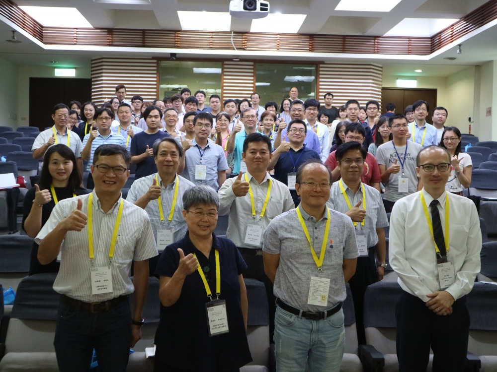 "The 2019 Protein, Peptide, & Fermentation Industry Innovation & Development Symposium held by NCHU two industry-university alliances, ""NCHU GLORIA"" & ""GRAS/Food Grade Heterologous Protein Production Platform"""